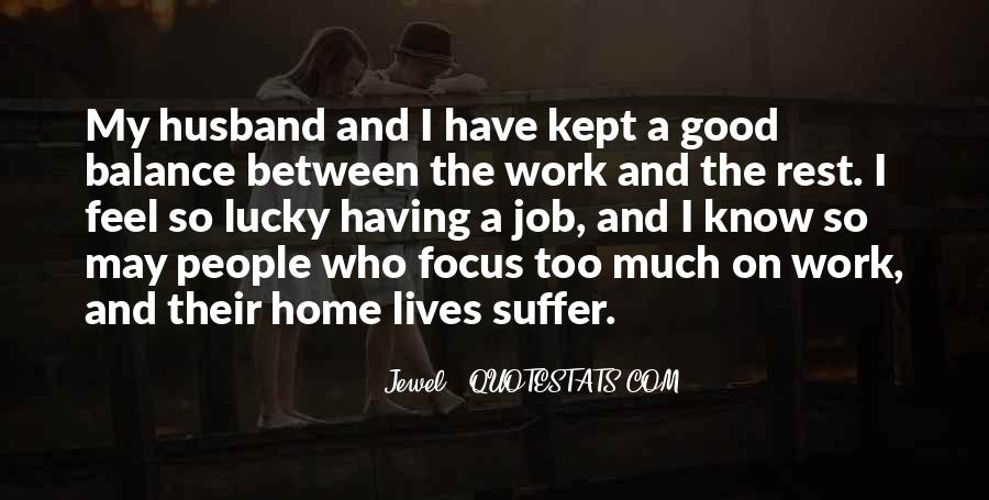 Job And Work Quotes #33178