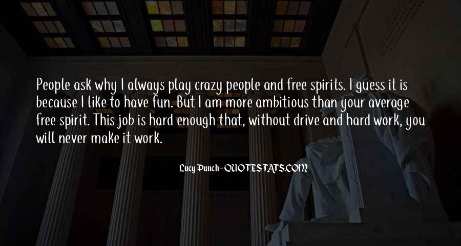 Job And Work Quotes #87964