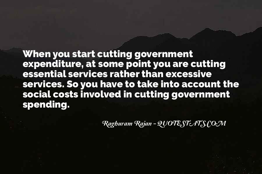 Quotes About Excessive Government #1848362