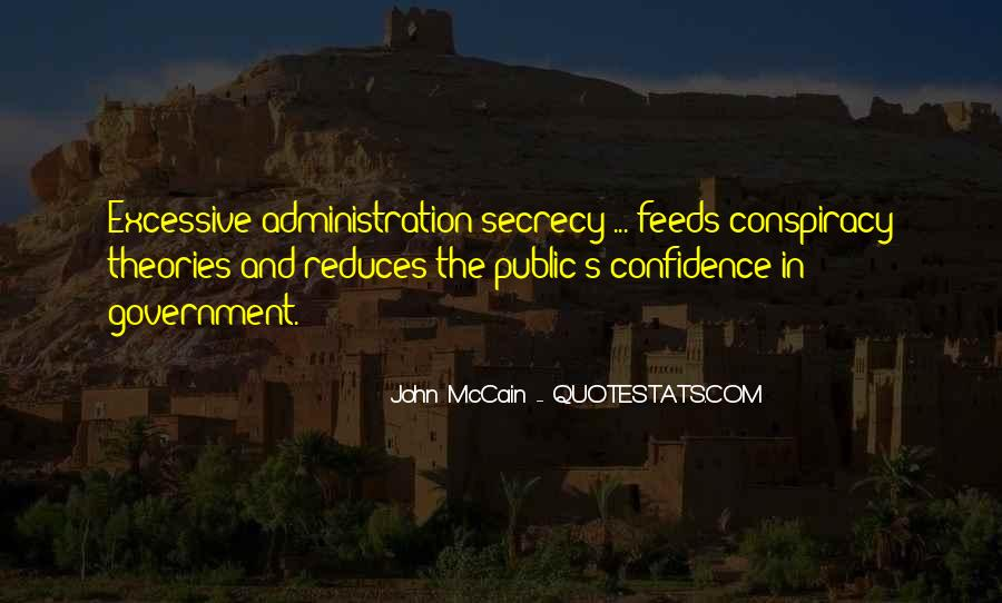 Quotes About Excessive Government #1866047