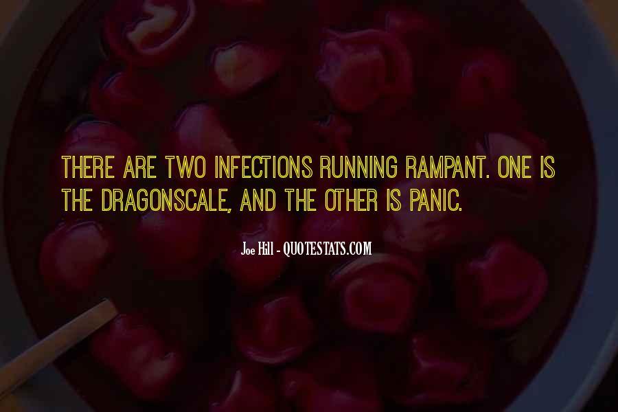 Joe Panic Quotes #1104887