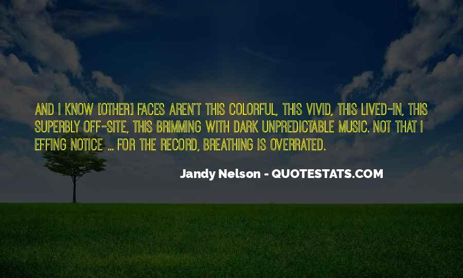 Joe Panic Quotes #256447