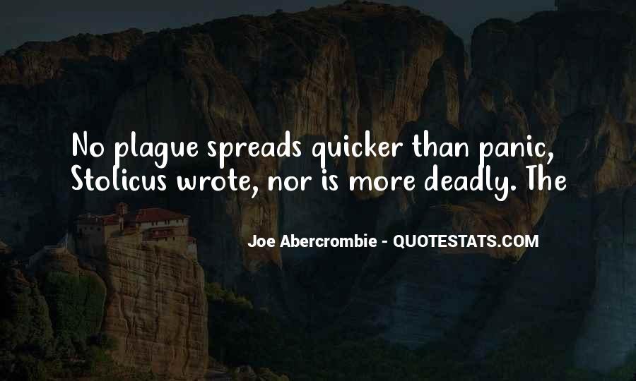 Joe Panic Quotes #599340