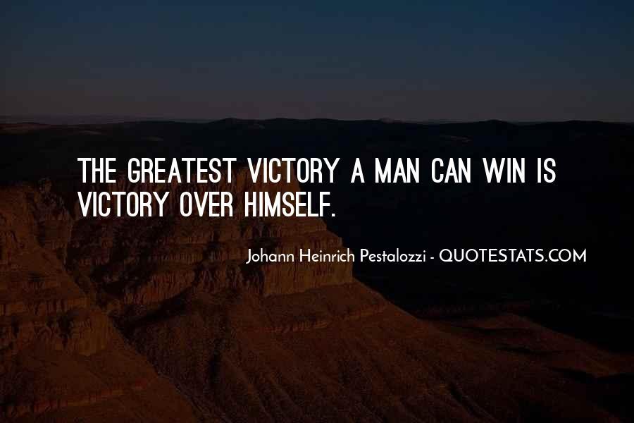 Johann Pestalozzi Quotes #144641