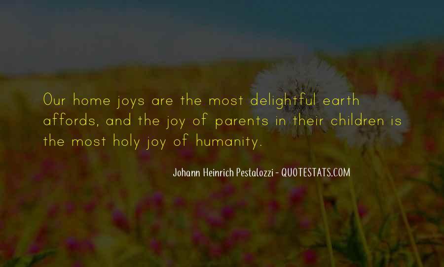 Johann Pestalozzi Quotes #51398