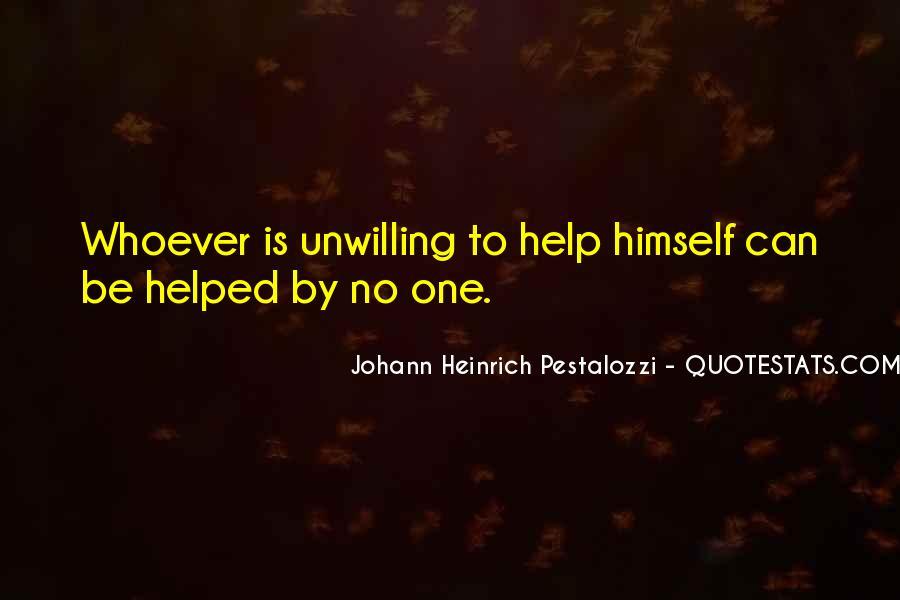 Johann Pestalozzi Quotes #95590