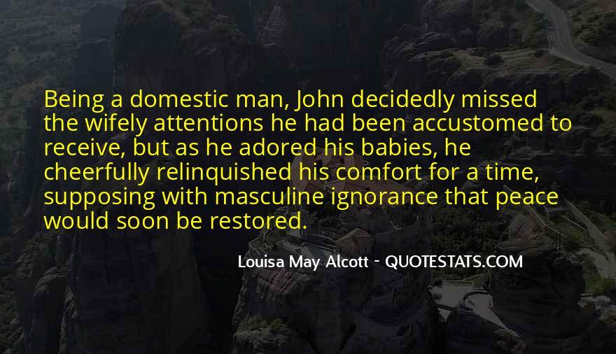 John A Peace Quotes #1039039