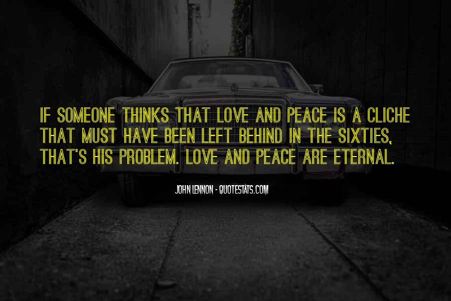 John A Peace Quotes #1070291
