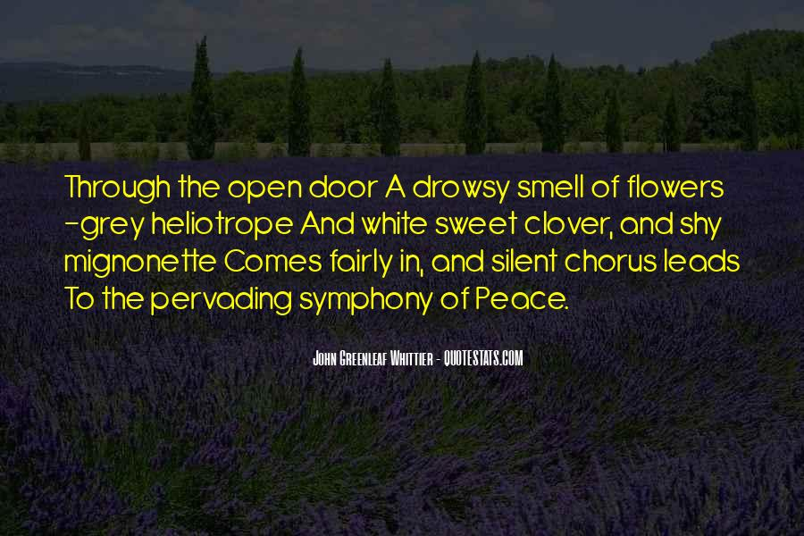 John A Peace Quotes #1073593