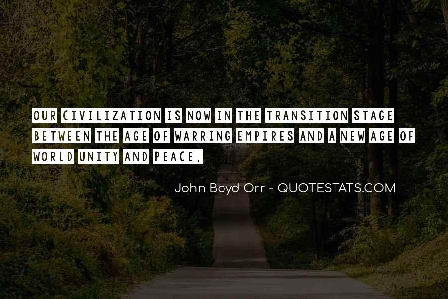 John A Peace Quotes #1077020