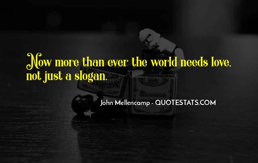 John A Peace Quotes #1153969