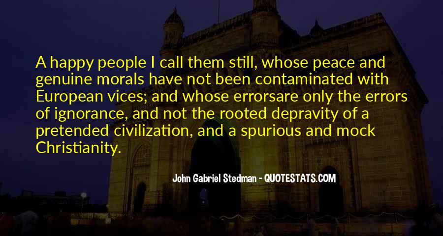 John A Peace Quotes #137529