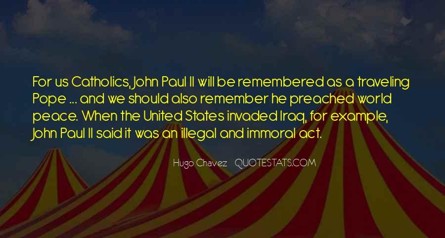 John A Peace Quotes #16523