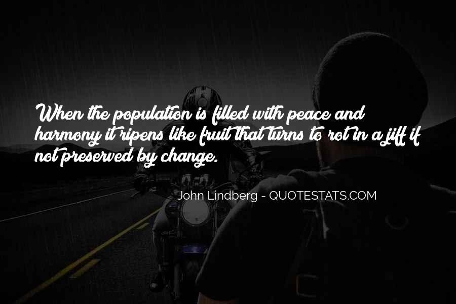 John A Peace Quotes #215468