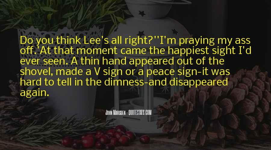 John A Peace Quotes #242153