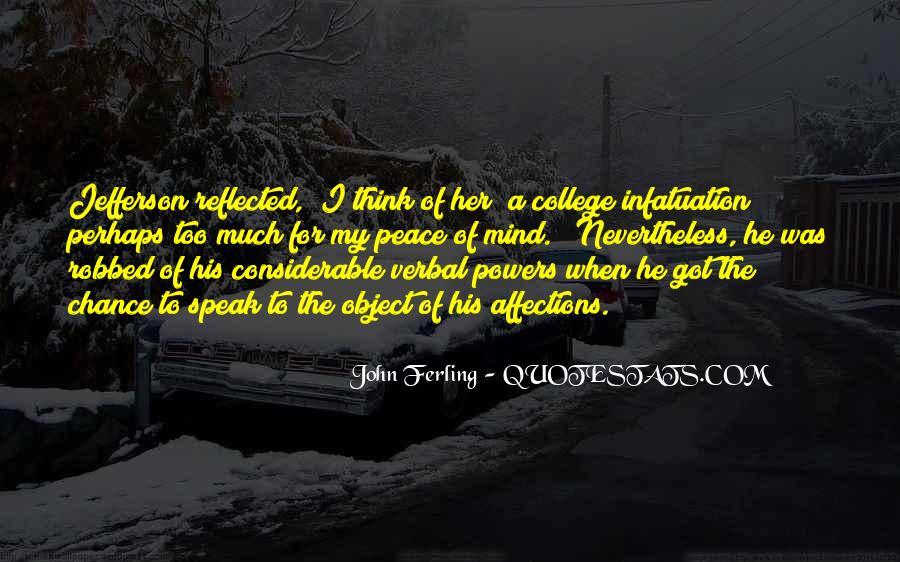 John A Peace Quotes #252169