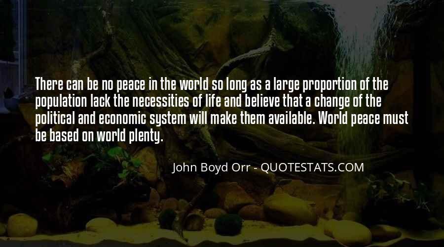 John A Peace Quotes #263236