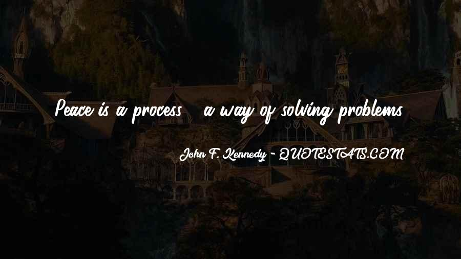 John A Peace Quotes #301686