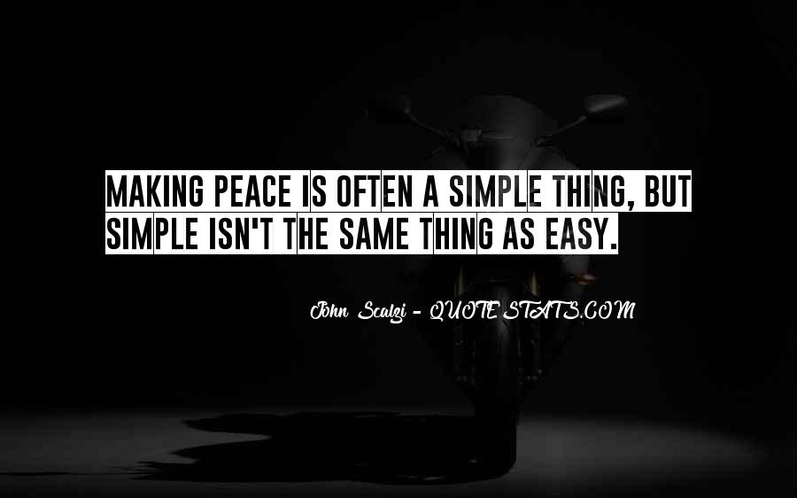 John A Peace Quotes #488878