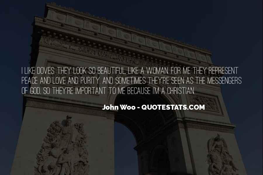 John A Peace Quotes #497472