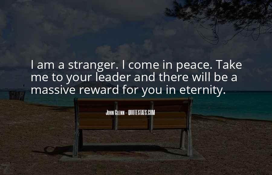 John A Peace Quotes #509530