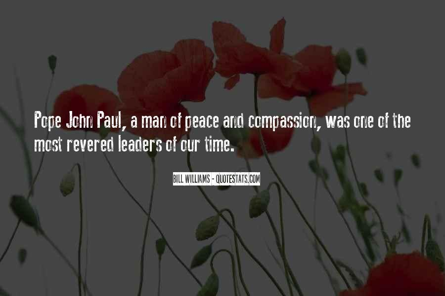John A Peace Quotes #558624
