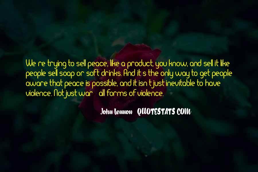 John A Peace Quotes #572525