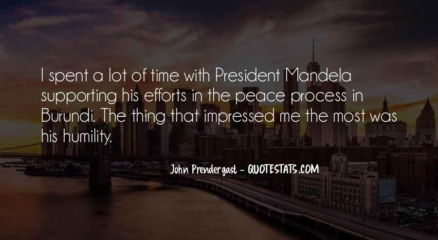 John A Peace Quotes #60242