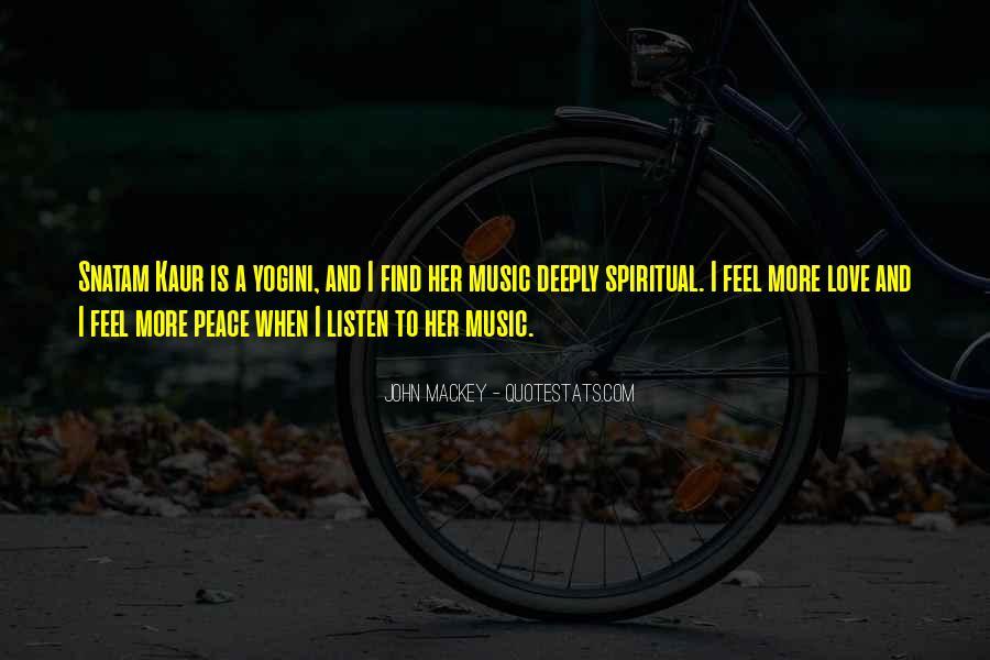 John A Peace Quotes #611515