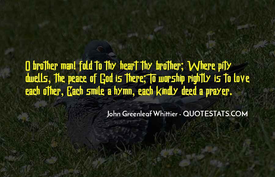 John A Peace Quotes #660011