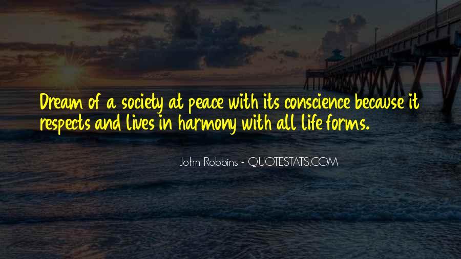 John A Peace Quotes #662365