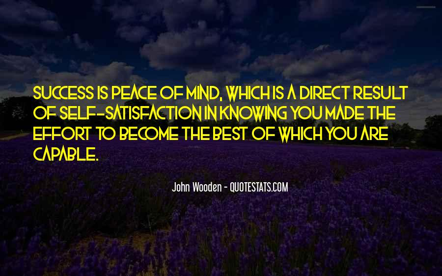 John A Peace Quotes #713985