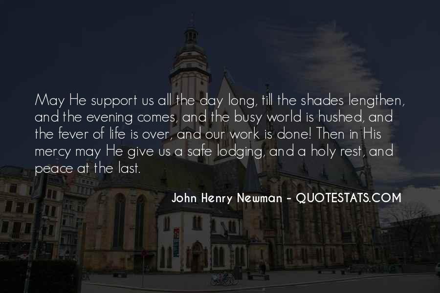 John A Peace Quotes #747978