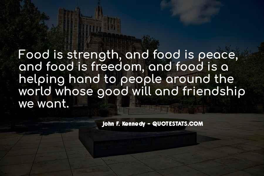 John A Peace Quotes #749522
