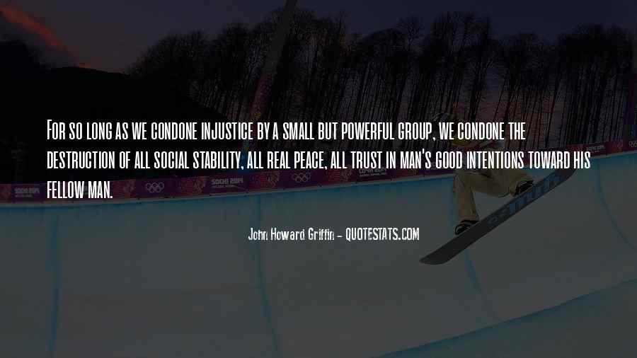 John A Peace Quotes #776026