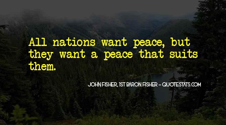 John A Peace Quotes #855535
