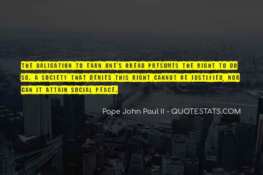 John A Peace Quotes #85905