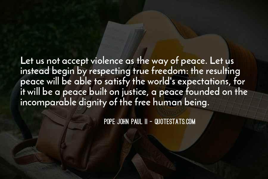 John A Peace Quotes #902320