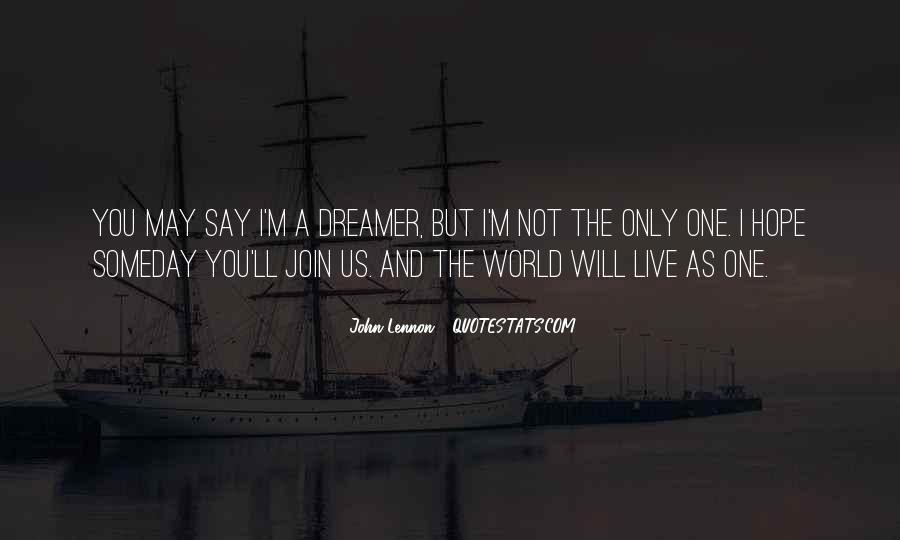 John A Peace Quotes #913228