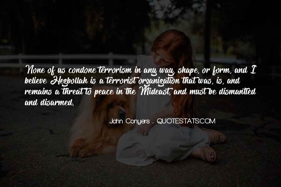 John A Peace Quotes #933250