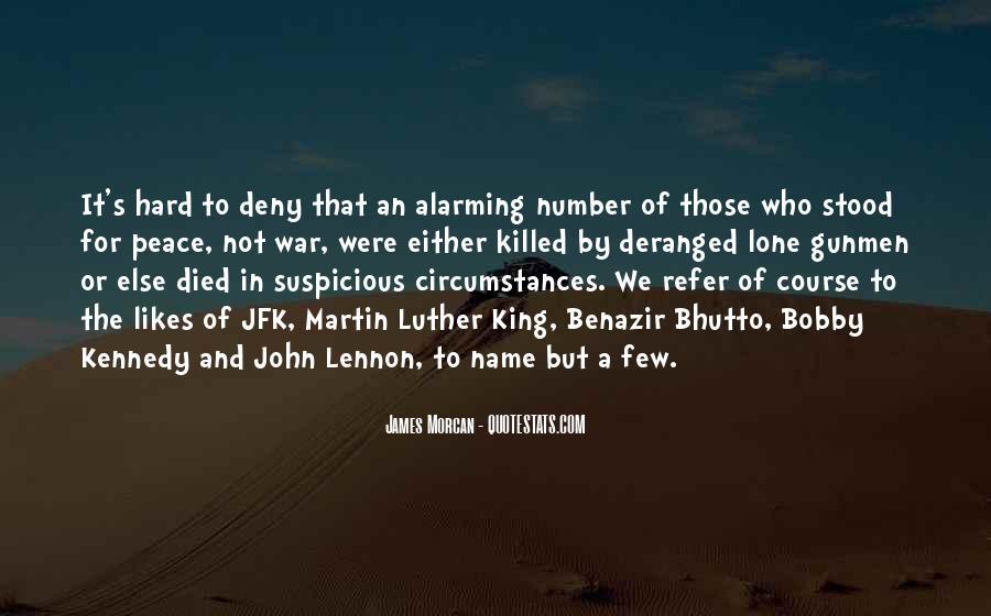 John A Peace Quotes #941884