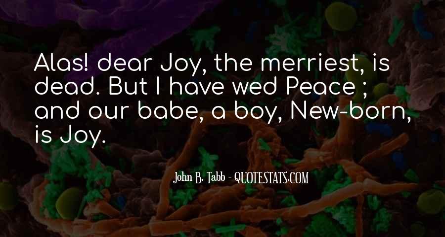 John A Peace Quotes #981318