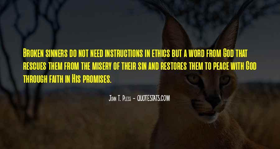 John A Peace Quotes #988801