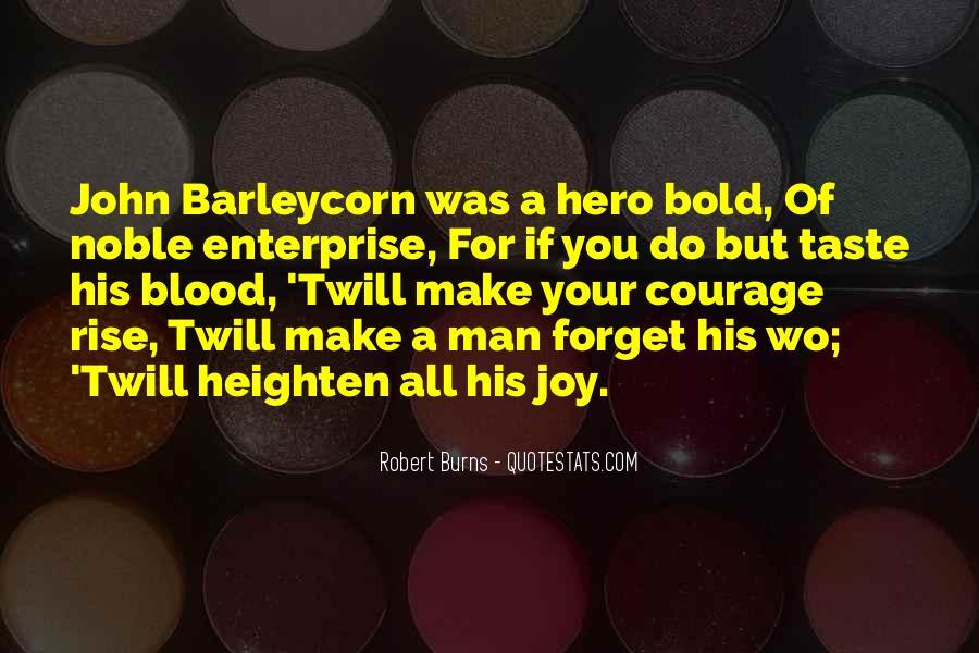 John Barleycorn Quotes #237694