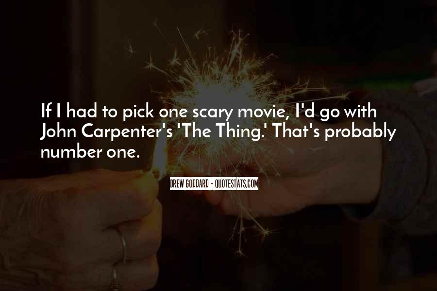 John Carpenter's The Thing Quotes #1182124