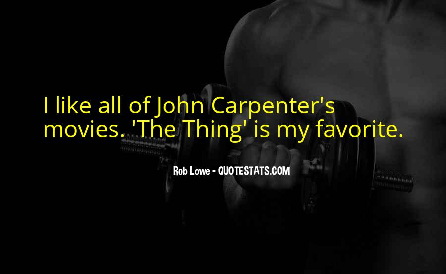 John Carpenter's The Thing Quotes #1340117