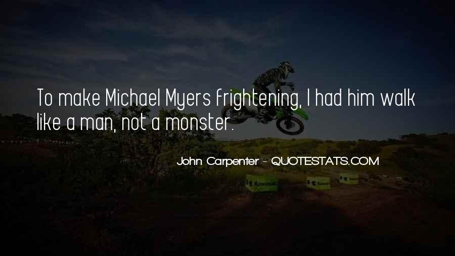 John Carpenter's The Thing Quotes #734016