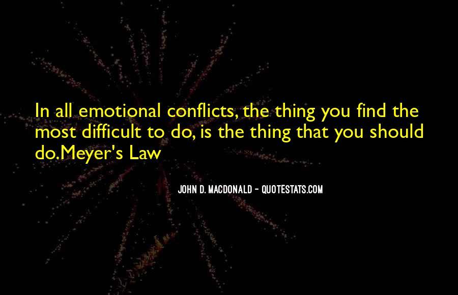 John D Macdonald Travis Mcgee Quotes #1148206