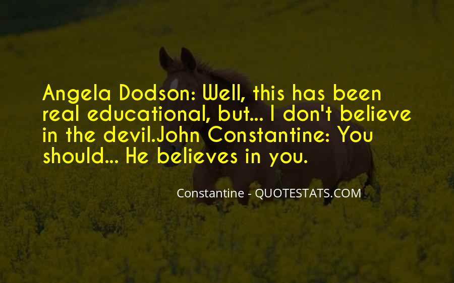 John Dodson Quotes #495385