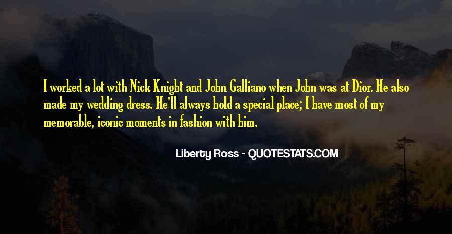 John Galliano Fashion Quotes #1030173
